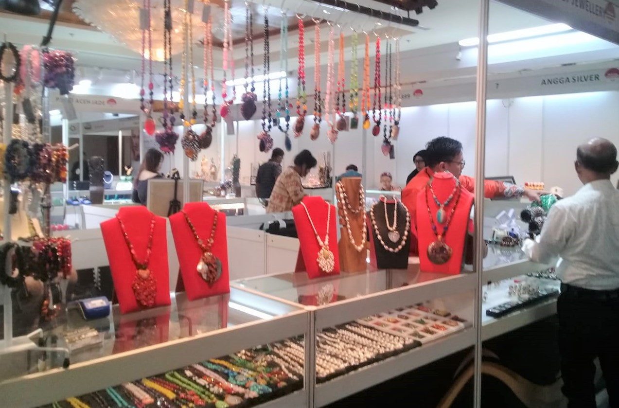 Ekspor Terus Naik, IKM Perhiasan Diperluas Akses Pasarnya