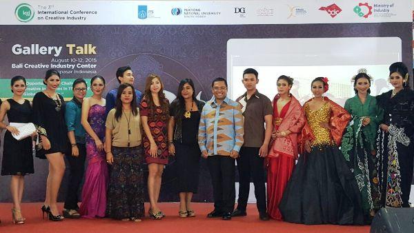 Kemenperin: Kunker Menperin Di Bali Creative Industry