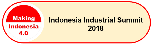 Indonesia Industrial Summit 2018